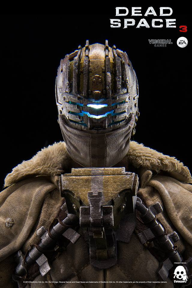 Dead Space 3 Is The Newest Three Zero License - The Toyark ...