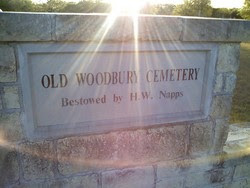 Old Woodbury Cemetery