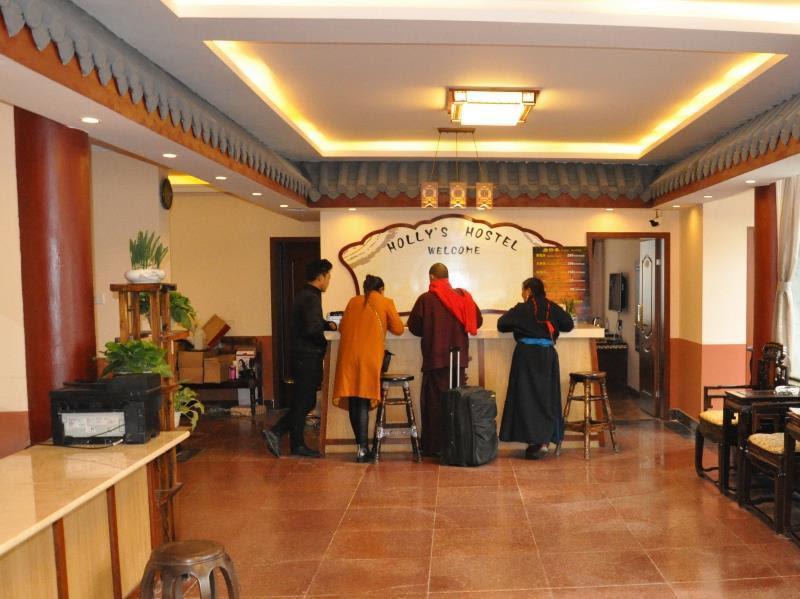 Review Chengdu Holly Hostel