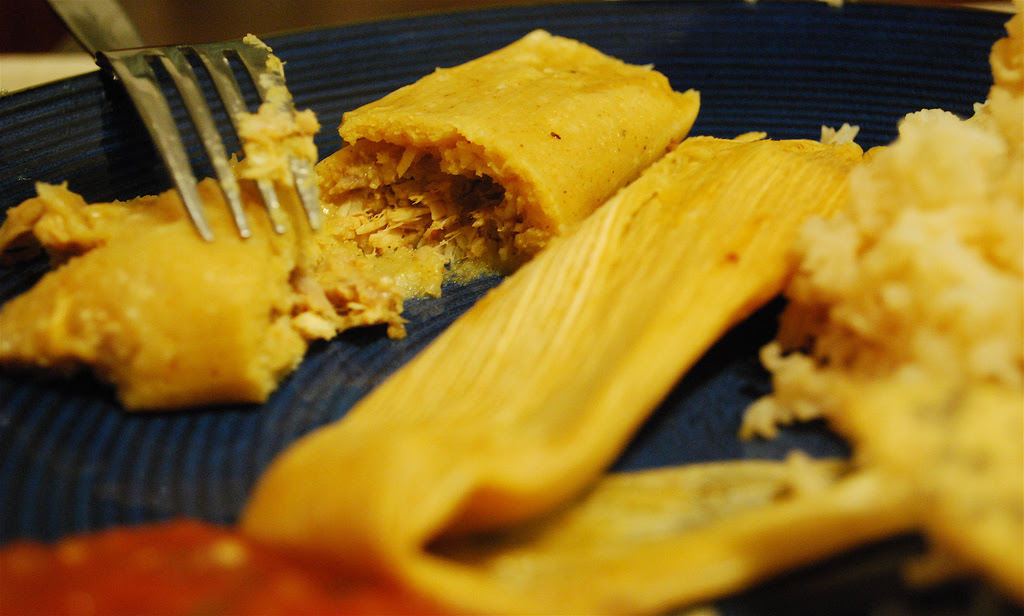 Why We Can't Get Enough of Those Delicious Christmas Tamales