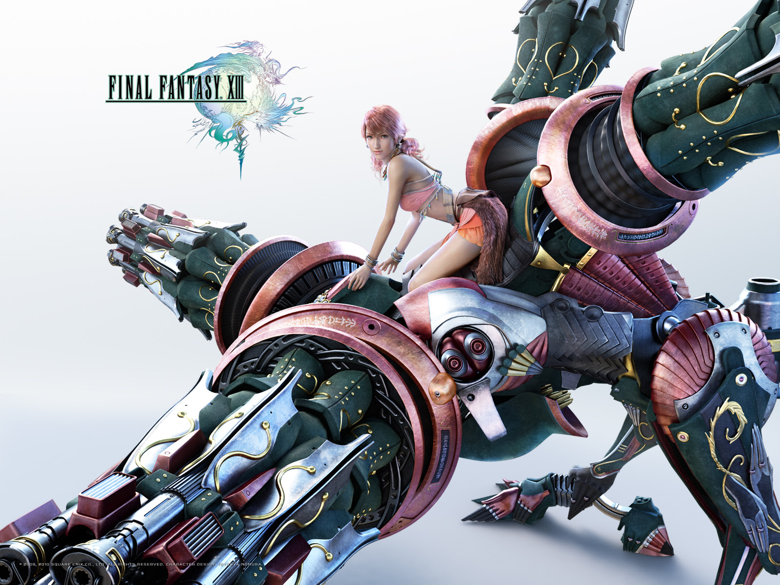 Ff Xiii Wallpaper Final Fantasy Xiii Wallpaper 32680101 Fanpop