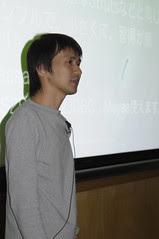 縣 俊貴さん, BOF B-1 CubbyでRESTfulなWebアプリを, JJUG Cross Community Conference 2008 Fall