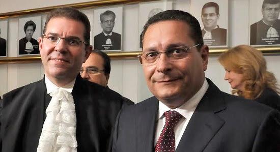 De autoria do deputado Ezequiel, Assembleia aprova moção de congratulações pela posse do ministro Marcelo Navarro