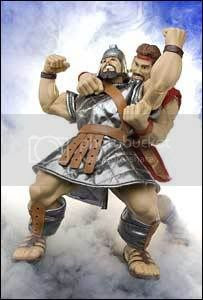 Samson and Goliath Dolls!