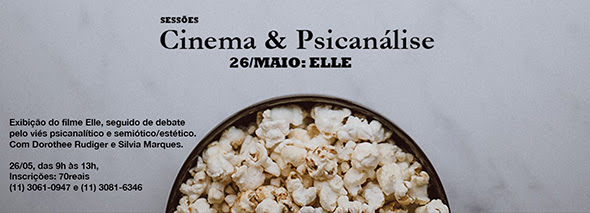Cinema & Psicanálise: 26/maio - ELLE