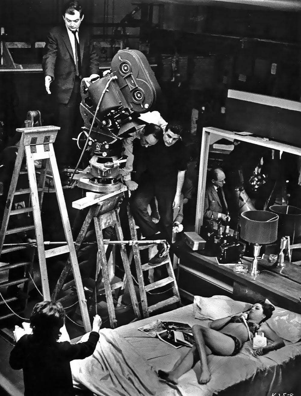 Strangelove Photos sur des tournages de films  photo histoire featured cinema 2 art