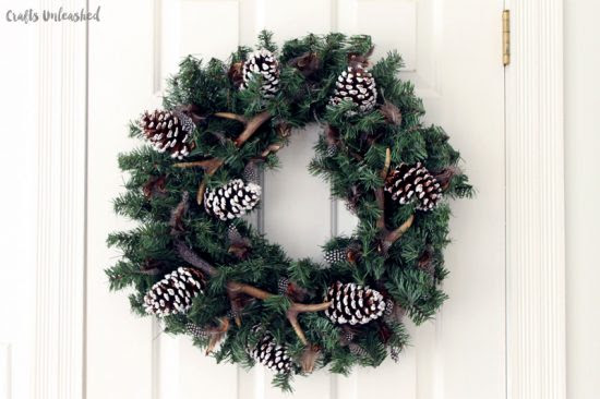 15 Winter Wreath Ideas To Decorate Your Home The Weathered Fox