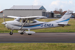 G-ENEA - 1971 build Cessna 182P Skylane, ex D-ENEA