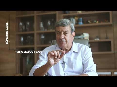Prefeito de Feira de Santana diz que muita gente será infectada pelo coronavírus e pede para a população manter isolamento social