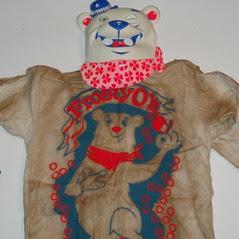 FrostyO Bear Halloween Costume