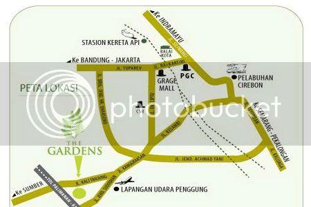 Informasi Perumahan Real Estat Properti: Cirebon : The Gardens