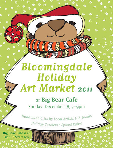 Bloomingdale Holiday Art Market