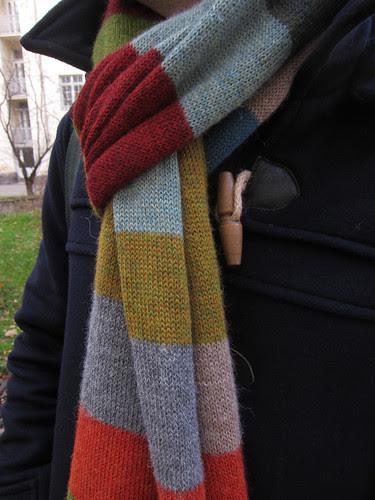 New scarves!