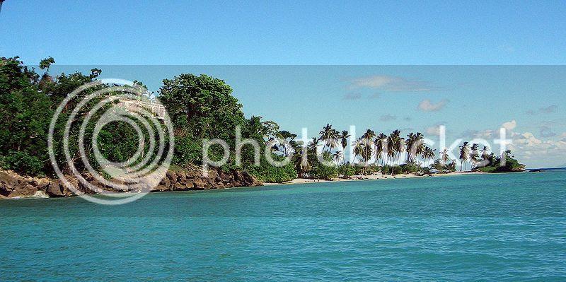 Rincon Beach in the Caribbean