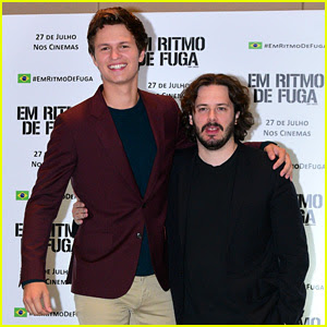 Ansel Elgort Surprises Fans at 'Baby Driver' Screening in Brazil (Video)