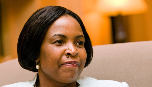 Republic of South Africa Minister of Internaltional Relations and Cooperation Maite Nkoana-Mashabane has defended the loaning of $2 billion to the IMF. The minister says it is a comittment made by the BRICS countries. by Pan-African News Wire File Photos