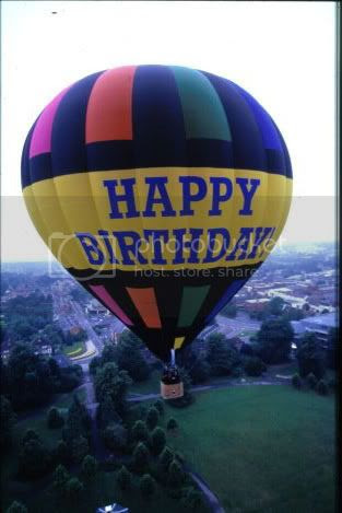 Birthday Balloon Pictures, Images and Photos