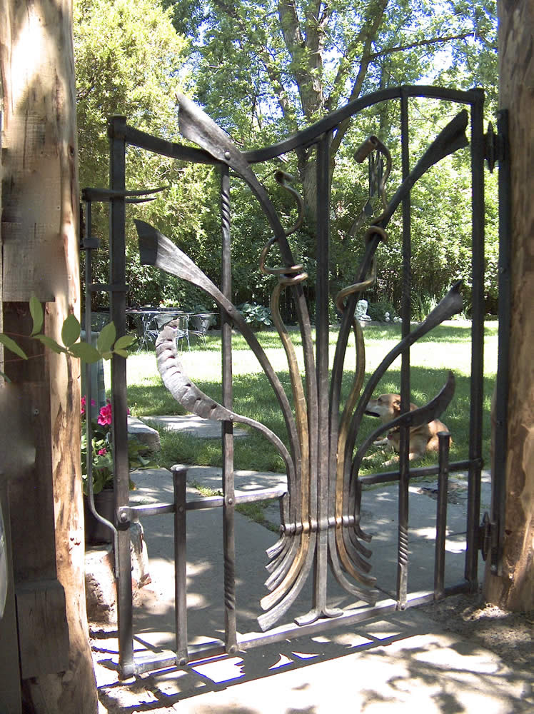 Garden Gates | Bond With Iron
