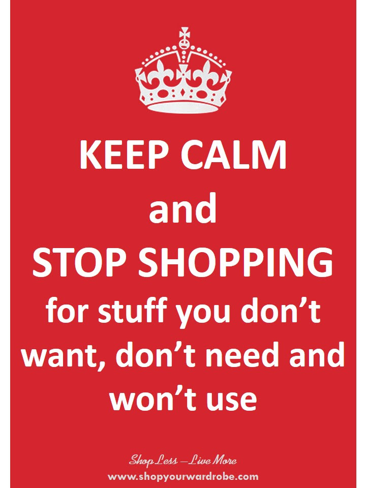 http://time.com/3145309/5-ways-to-stop-shopping-right-now/