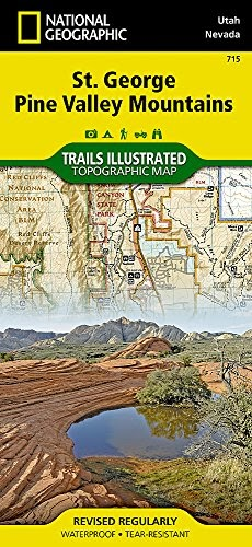 PDF⋙ St George, Pine Valley Mountain (National Geographic ...