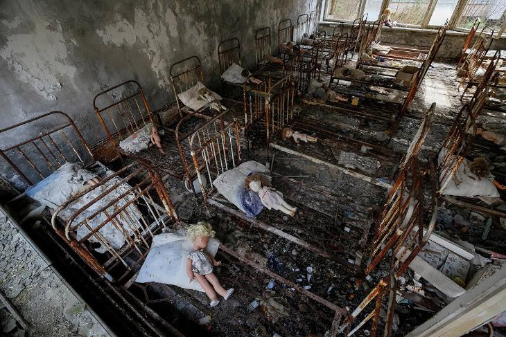 Куклы Чернобыля