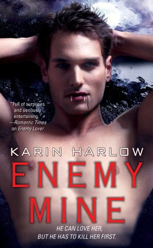 Enemy Mine (L.O.S.T., #2)