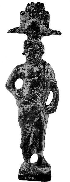 File:Egyptian - Zeus-Ammon - Walters 54984.jpg