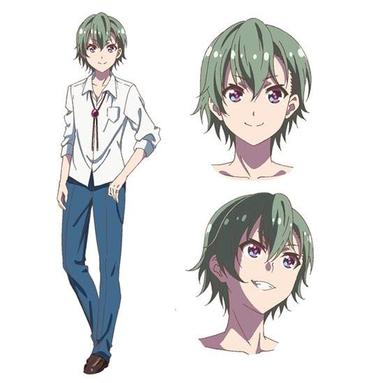 Idol Memories Anime Takumi Mori