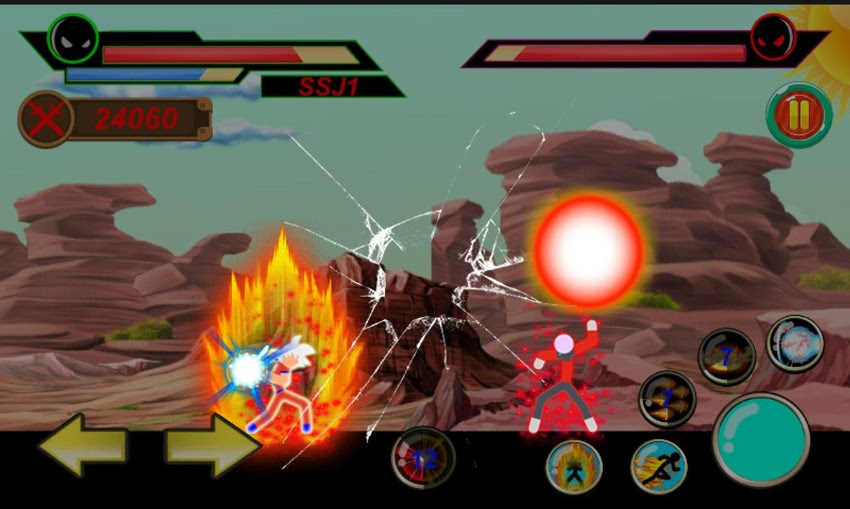 game Dragon Ball terbaik untuk Android