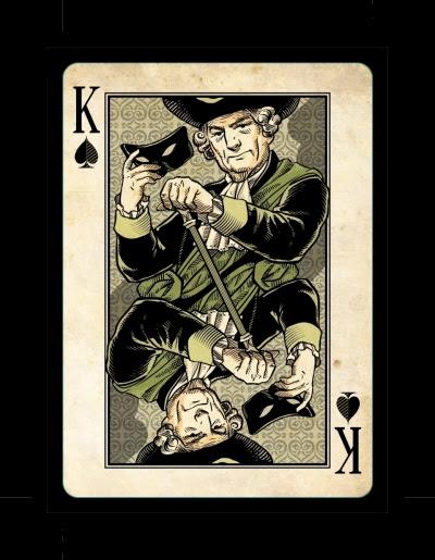 Venexiana King of Spades