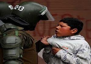 represion-en-chile