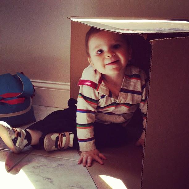 Box play. #uline