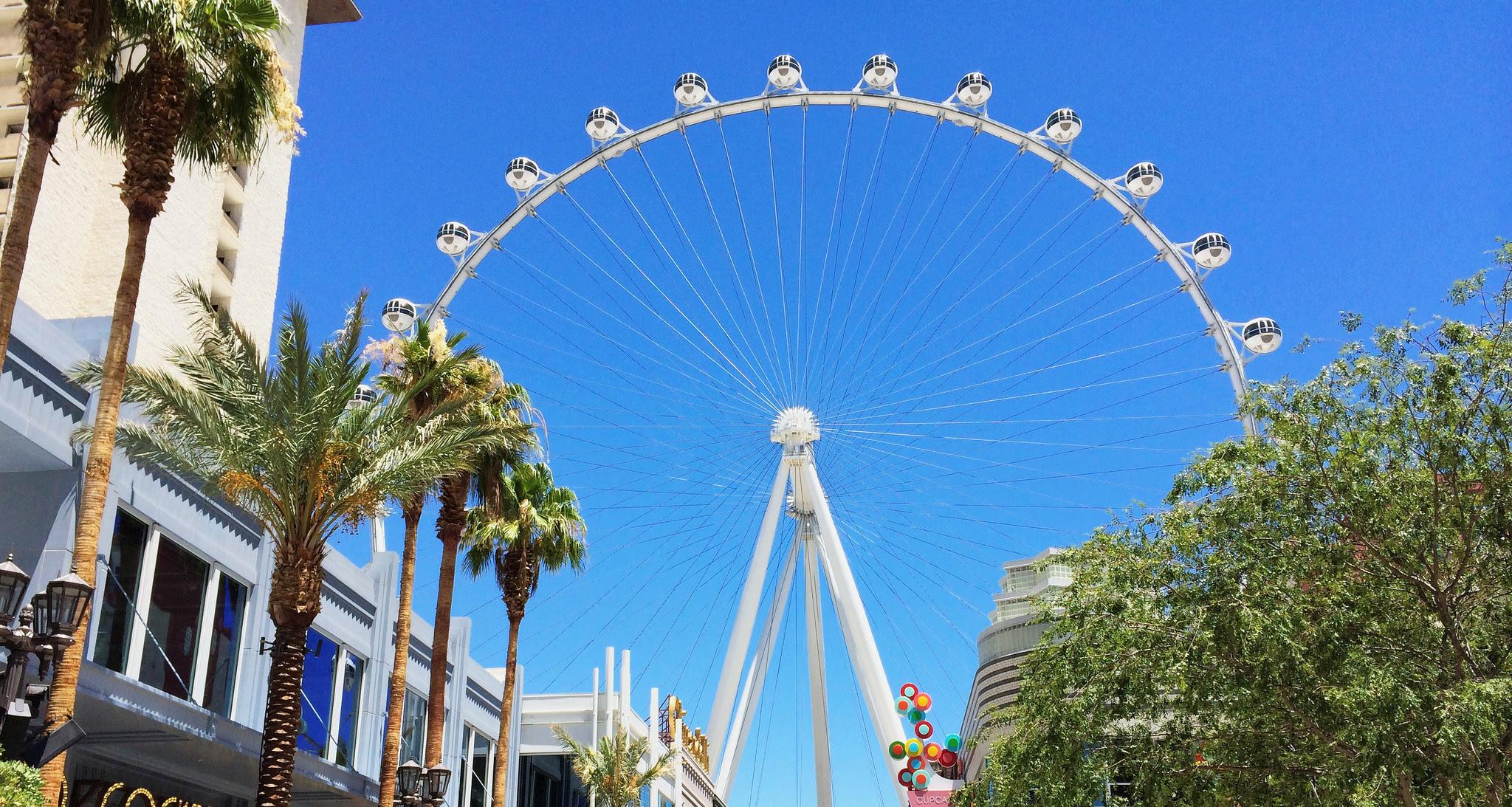 High Roller In Las Vegas Is Tallest Ferris Wheel In USA