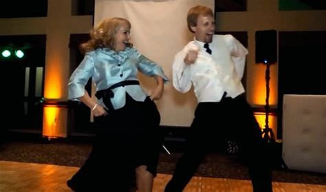 The Best Mother Son Wedding Dance Ever (Video)