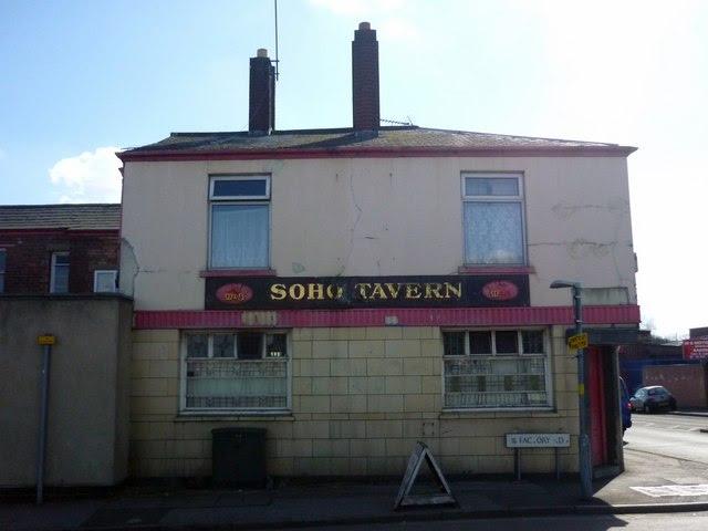 Soho Tavern Factory Road Hockley Julian Osley