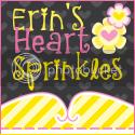 Erin's Heart Sprinkles