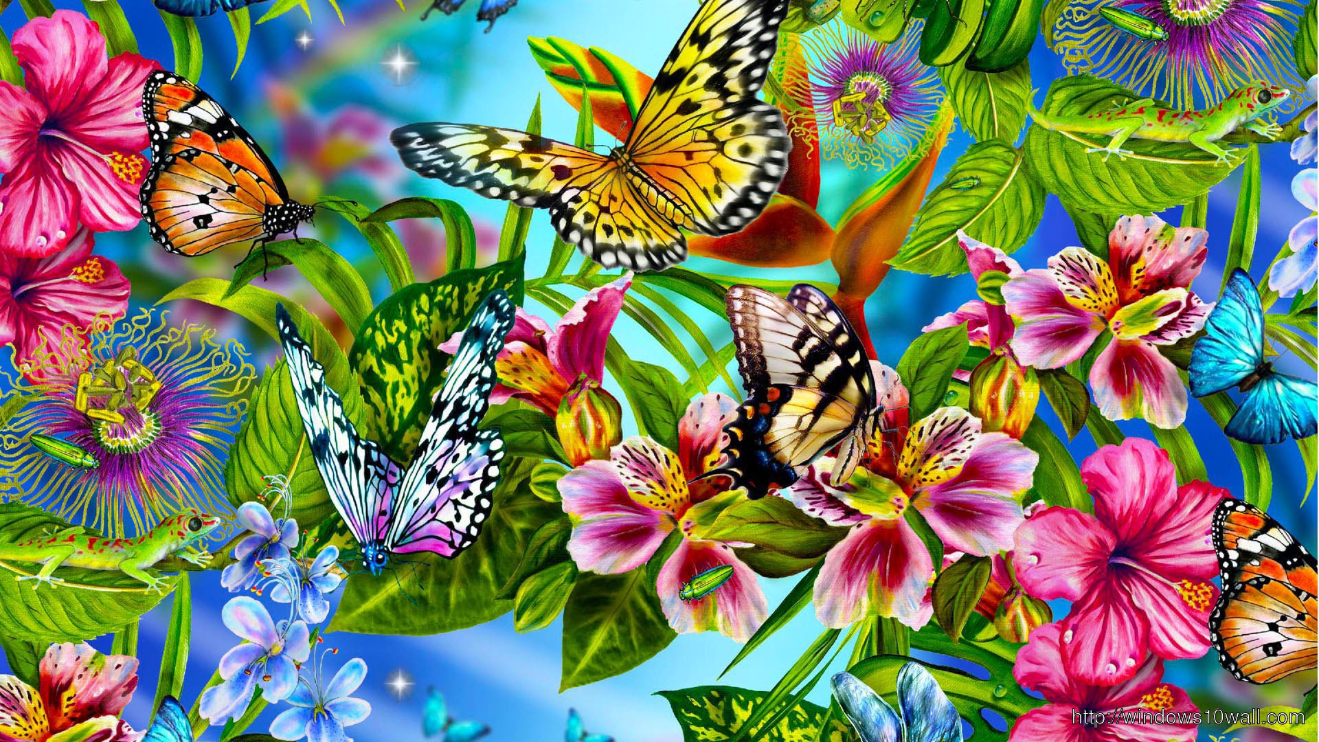 Butterfly Wallpaper To Download - windows 10 Wallpapers