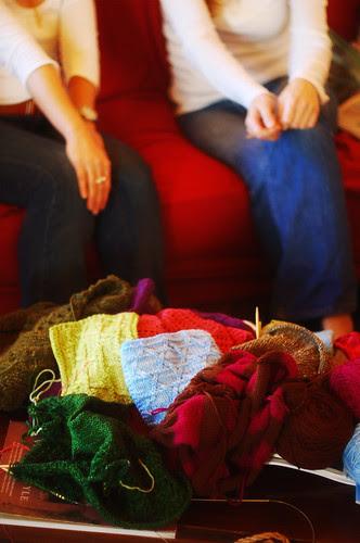 Yarn Orgy 1