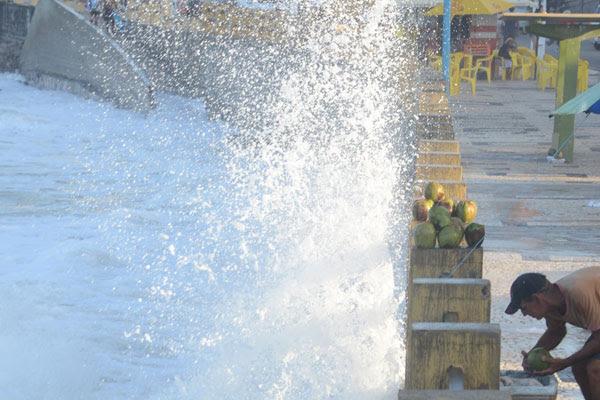 Nível dos oceanos subirá em ritmo mais acelerado neste século