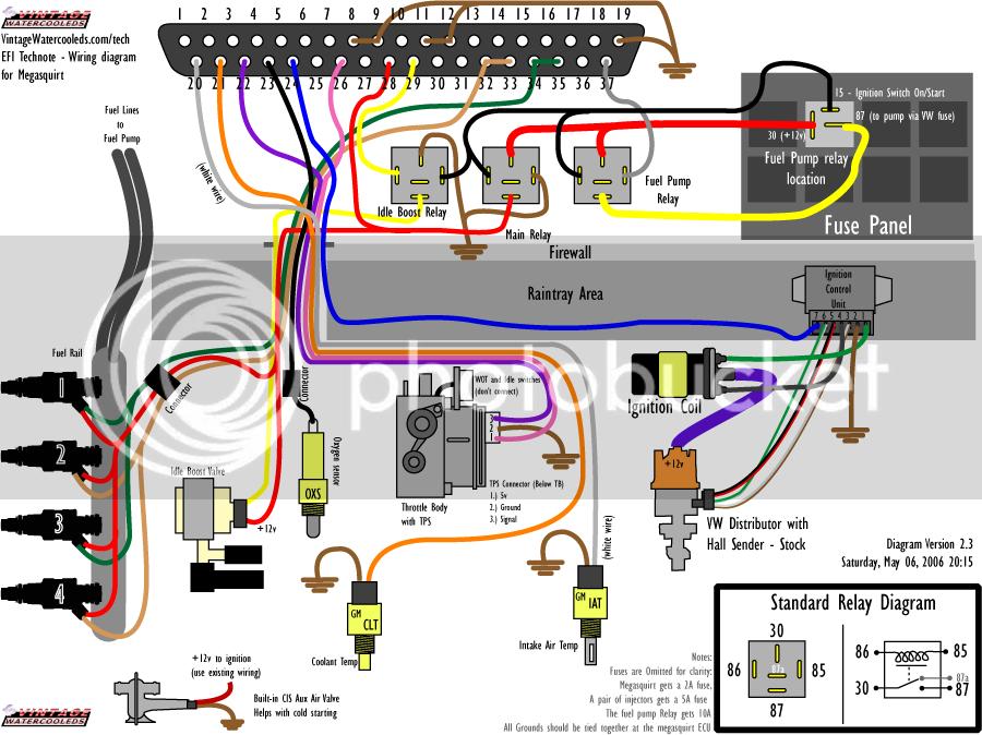 30  22re Cold Start Wiring Diagram