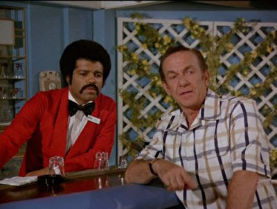 The Love Boat - Ted Lange and Jack Carter