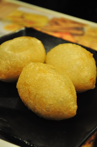 fried fritters