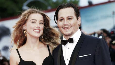 Johnny Depp kicked ex wife Amber Heard, tried to destroy