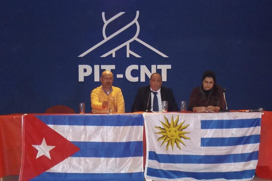 PIT-CNT con Cuba: La solidaridad no se agradece, se devuelve