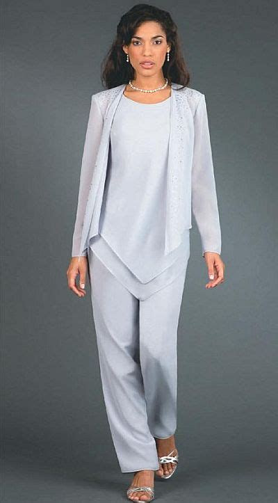 ursula wedding mother dressy pant suit  french novelty