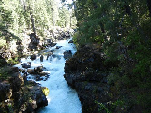 Natural Bridge, The Rogue River, Oregon _ 6465