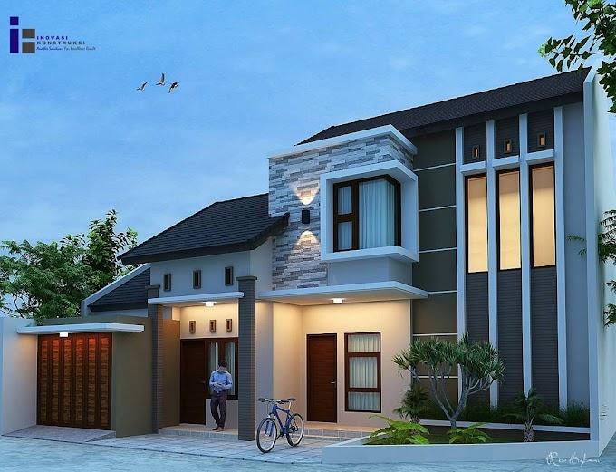Desain Tangga Minimalis Dalam Rumah | Ide Rumah Minimalis