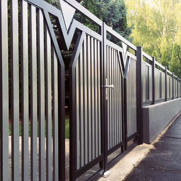 Modern Home Iron Gate Design Hd Home Design