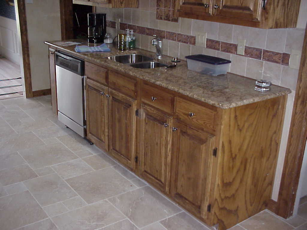 Ash Wood Kitchen Cabinets Stains