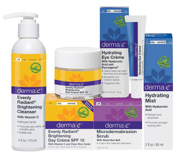 Derma-e-skin-care-products